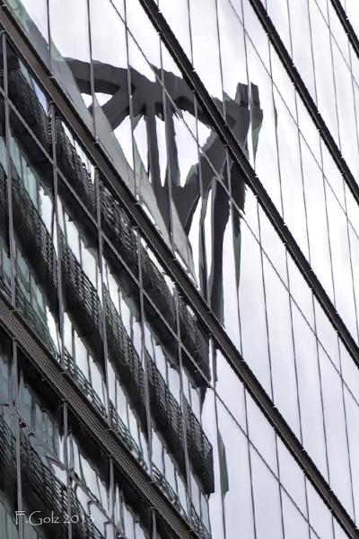 Reflective windows 22