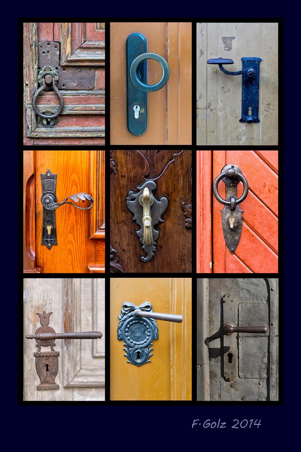 Door Handle 10