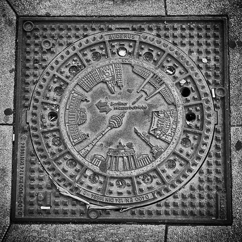 Manhole 05