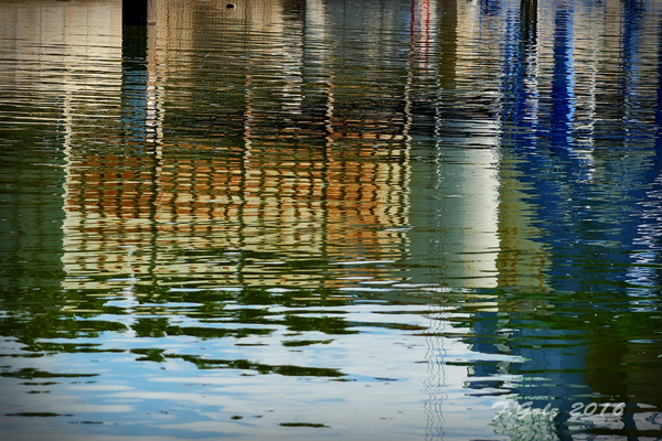 Reflection on Water 08