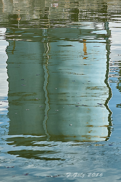 Reflection on Water 10